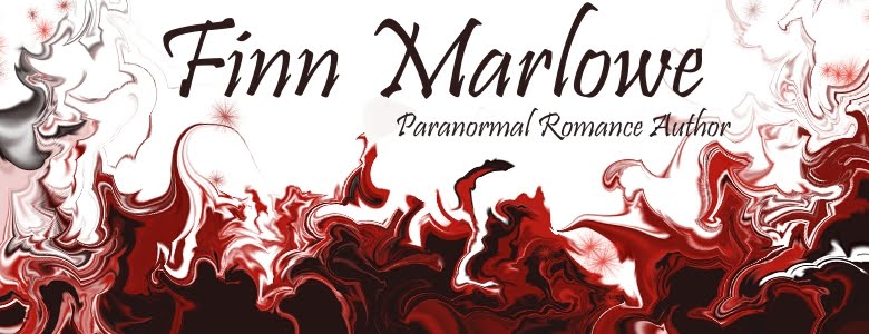 Finn Marlowe, Paranormal Romance Author