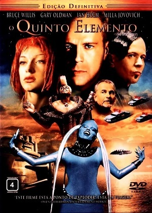 The Fifth Element IMAX 1920x1080 Torrent torrent download capa