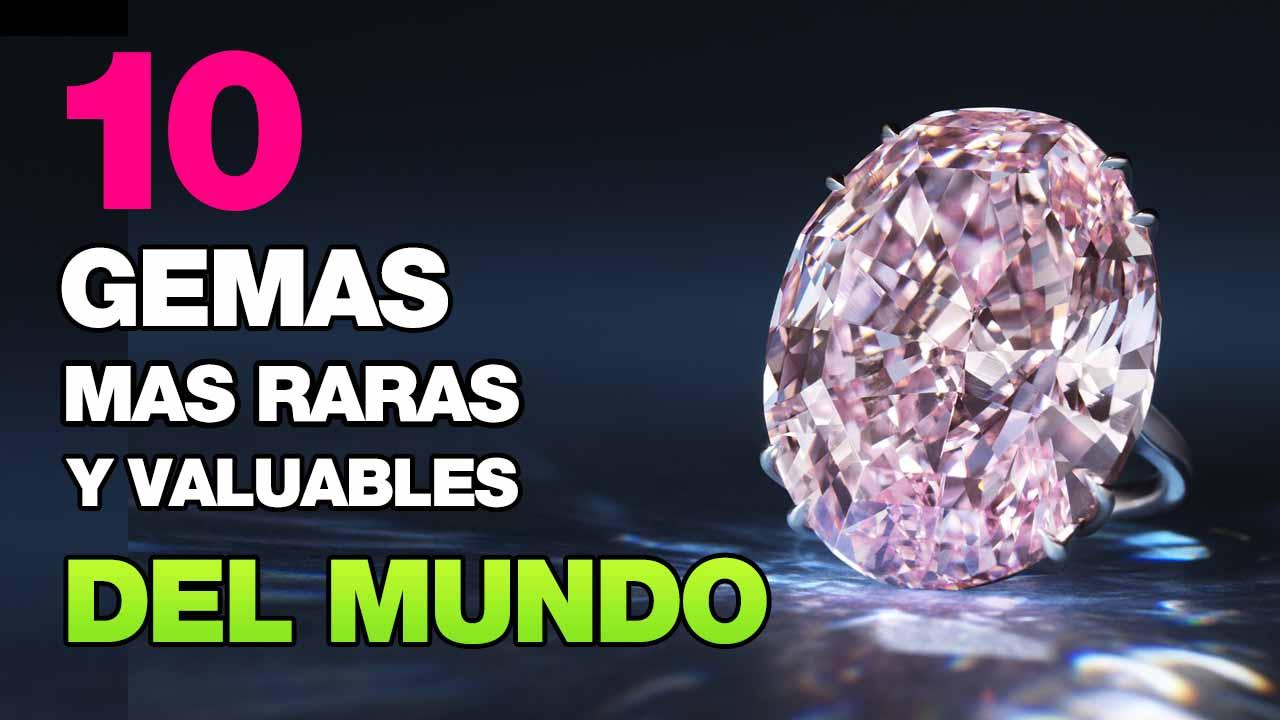 Las diez 10 gemas mas raras y valuables del mundo for Cual es el color piedra