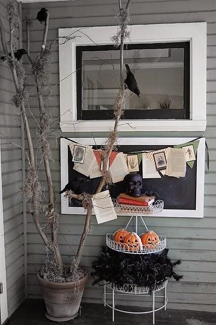 Decora tu casa para Halloween con estilo