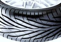neumático de auto