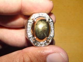 Harga Batu Akik Badar Emas
