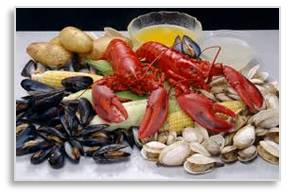 seafood, South Coast, Massachusetts