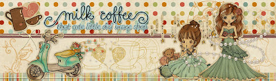 MilkCoffee Digi Stamps