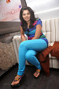 Sravya Glam pics at Linen Club launch-thumbnail-18