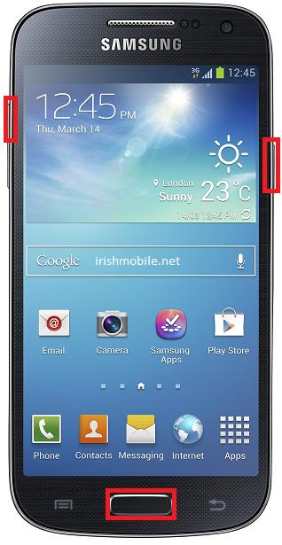 Hard Reset I9190 Galaxy S4 Mini