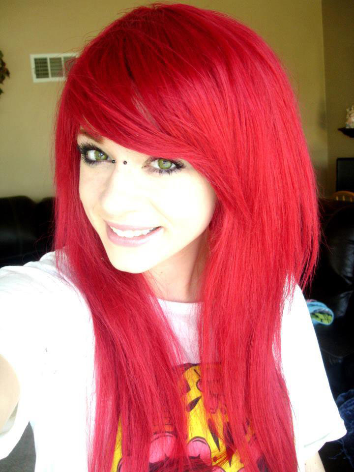 Cool Emo Hair Color Ideas