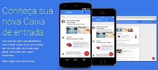 Inbox by GMail - A caixa de entrada que funciona pra você