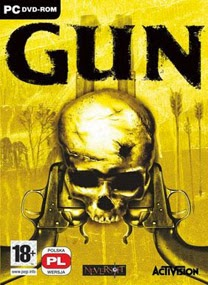 gun pc game cover Gun (PC/ENG) RiP Version
