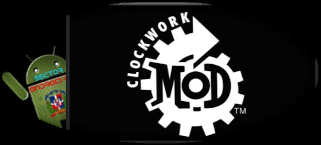 Instala ClockworkMod Recovery a tu Samsung Galaxy Ace S5830