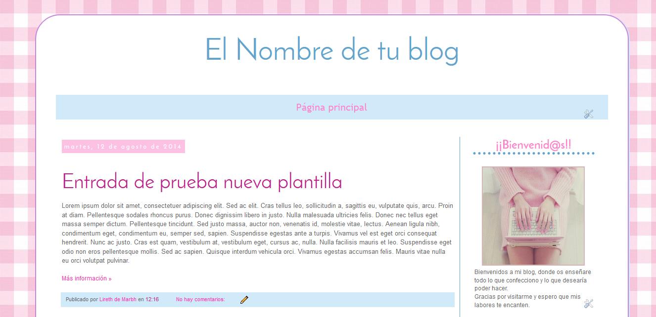 Plantilla 3
