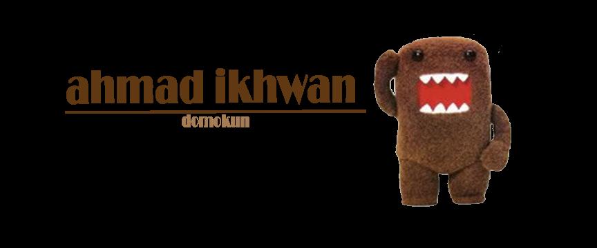ahmad ikhwan