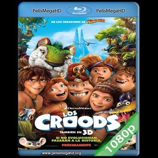 LOS CROODS: UNA AVENTURA PREHISTORICA (2013) 1080P HD MKV ESPAÑOL LATINO