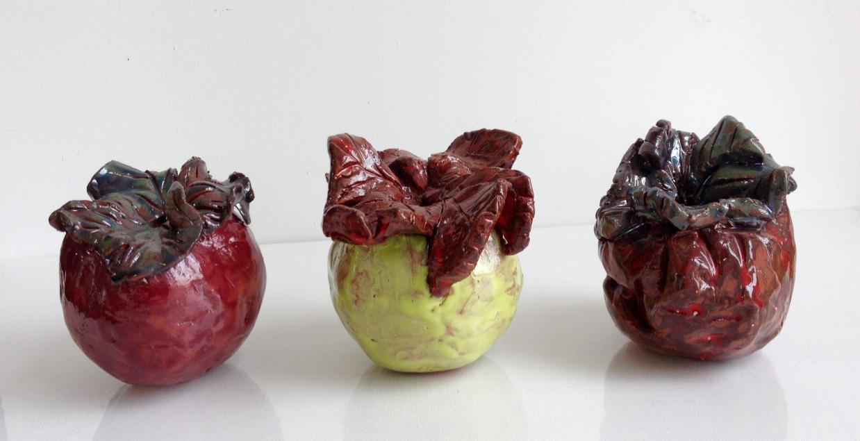 Faïence Pommes