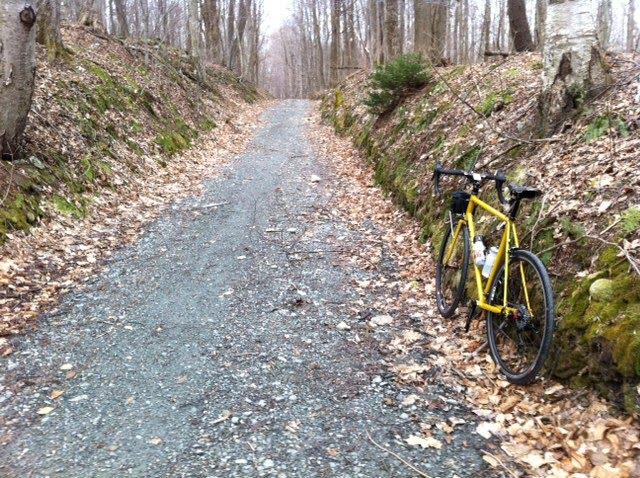Ellis Cycles Dirt Road Bike In It S Natural Habitat