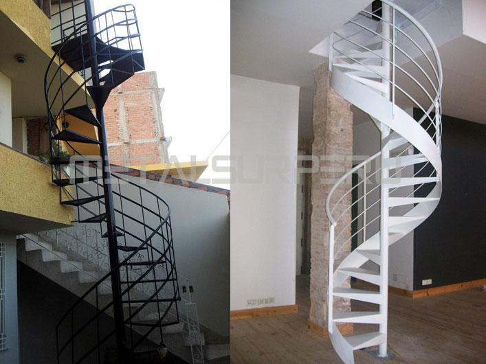 escaleras de caracol modernas with escaleras de caracol modernas