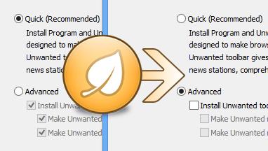 installer un logiciel en sécurité