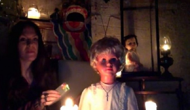Video Of Evil Spirit Possessed Doll Causes Viewers To Have Chest Pains