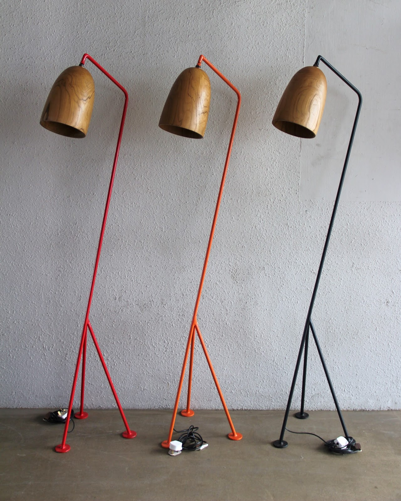 grasshopper lamps defining midcentury modern aesthetics second charm. Black Bedroom Furniture Sets. Home Design Ideas