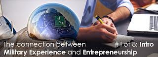 Tyson Rhame - Military Experience and Entrepreneurship