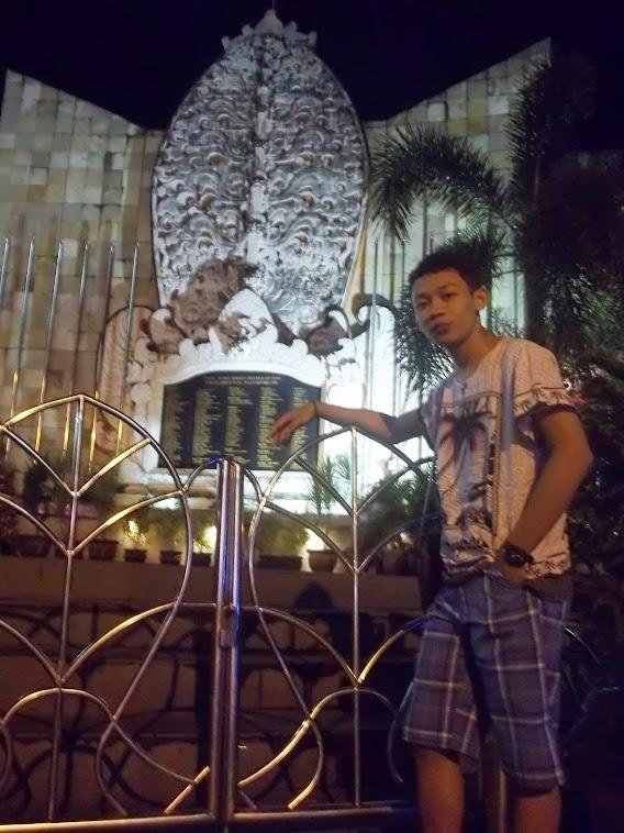 @Lokasi Bom Bali 1