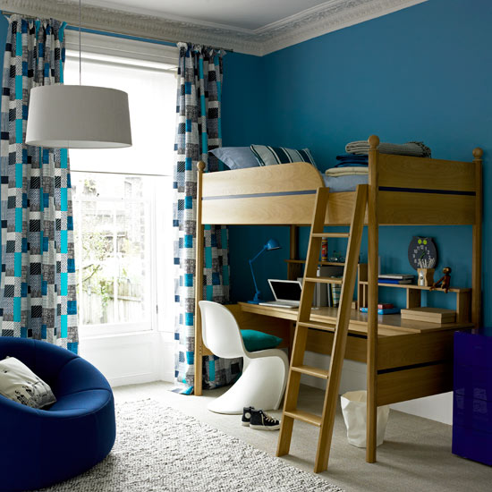Fascinating Curtain Ideas for Kids Rooms ~ Curtains Design Needs