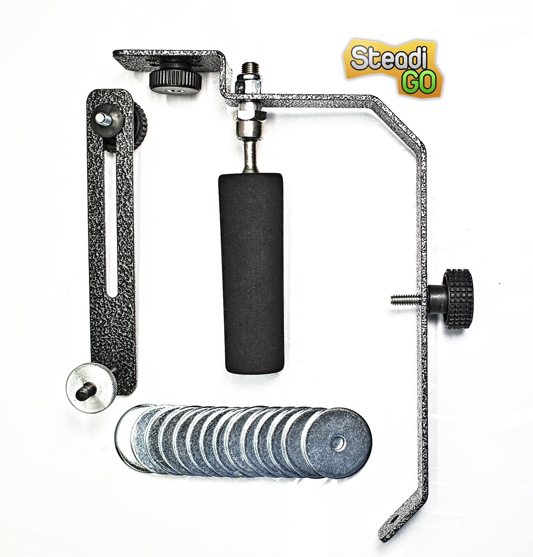 [VENDS] Steadicam comme neuf (parfait pour GH3/GH4) SteadiGO-DSLR-Stabilizer-Rig-Kit