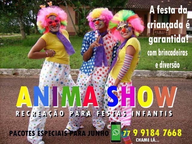 AnimaShow • 77 9 9184 7668