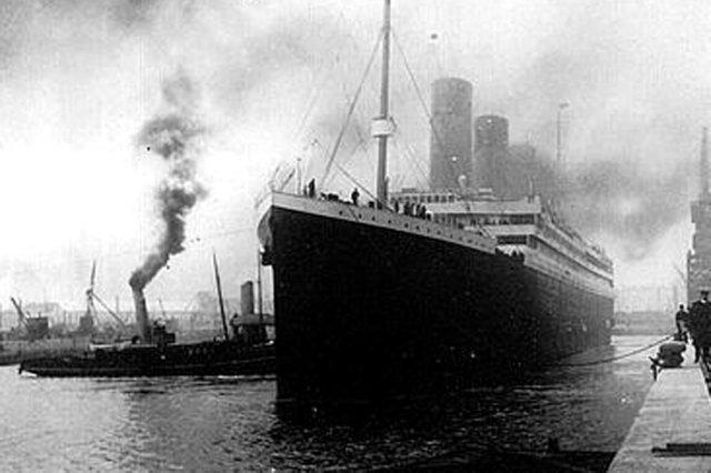 Buque RMS Titanic