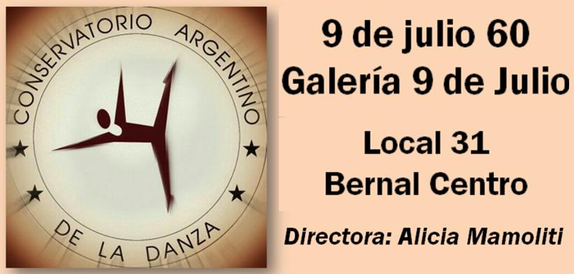 Conservatorio Argentino de la Danza