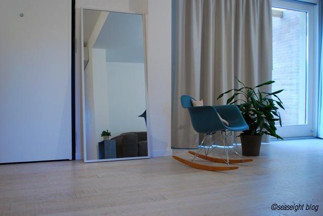 Seaseight design blog my new house chronicle uno for Specchio grande ikea