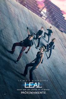 Divergente La Serie: Leal (1° Parte)