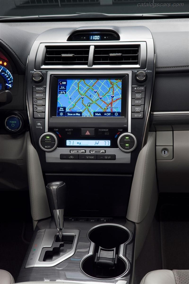 صور سيارة تويوتا كامرى هايبرد 2014 - اجمل خلفيات صور تويوتا كامرى هايبرد 2014 - Toyota Camry Hybrid Photos
