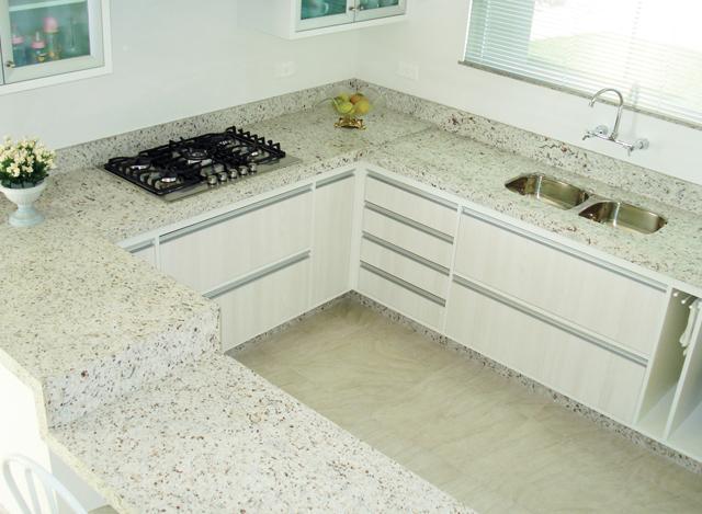 Construindo Minha Casa Clean 25 Tipos de Pedras para Bancada da Cozinha! Vej # Bancada De Cozinha Marmore Branco