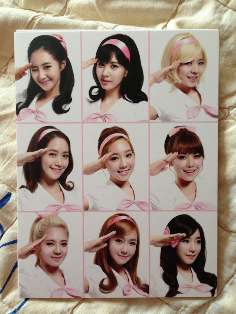 Girls Generation 2013 Girls Peace World Tour