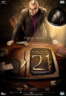table no 21 (2013) full movie