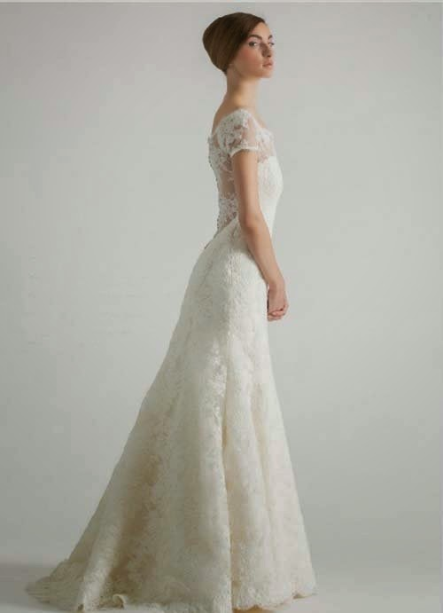 2014 Fall wedding dress collection by Sareh Nouri