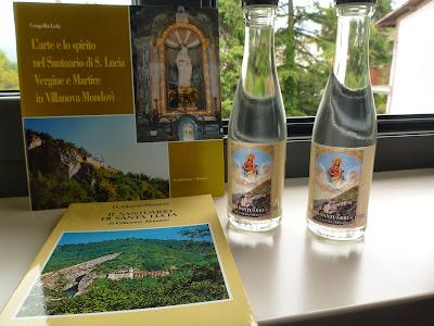 Scenes from Santuario Santa Lucia