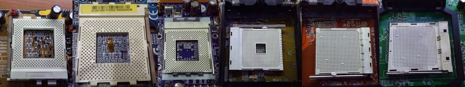Sockets AMD