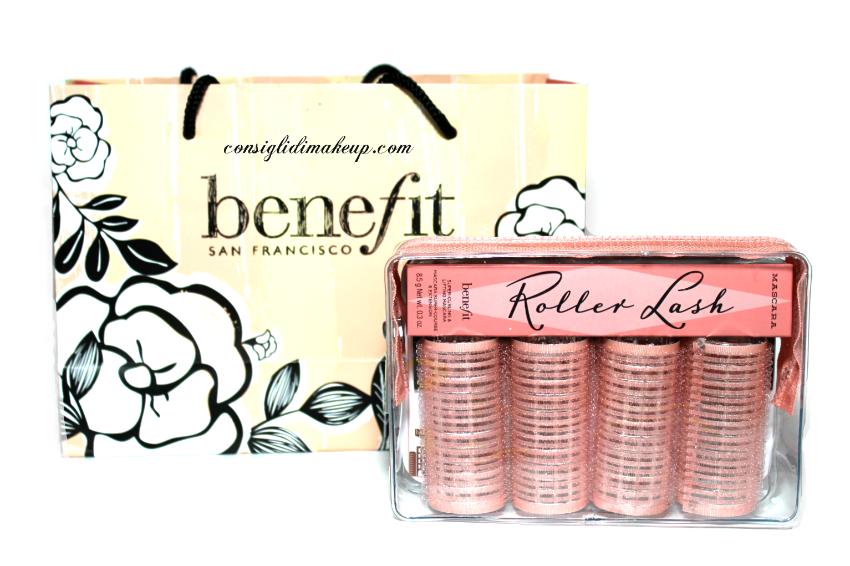 Novità Benefit: Mascara Roller Lash, provato in anteprima per voi!
