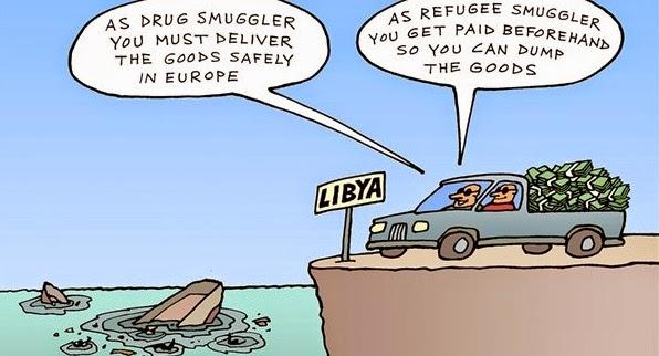 Arend Van Dam: Realities of Smuggling.