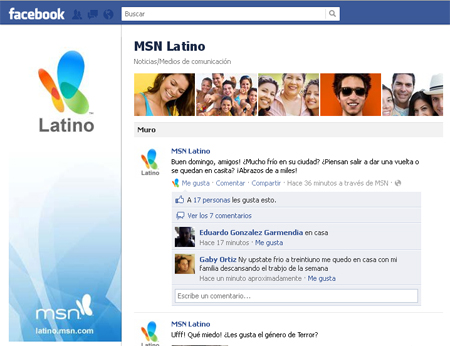 Skype Outlook Y Ms En Msn Latinoamrica Noticias Deportes