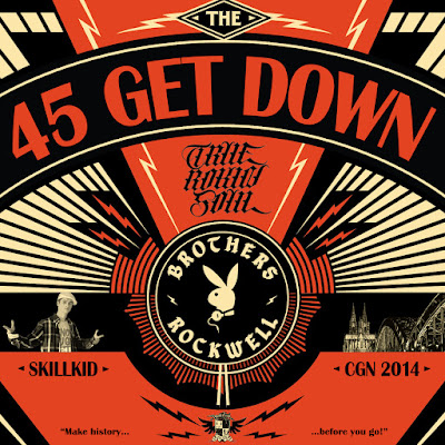 Skillkid - 45 Get Down (2014)