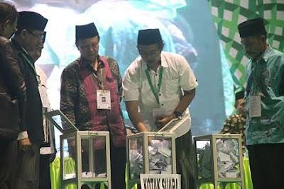 Begini Kejanggalan dalam Kemenangan Said Aqil Siradj di Muktamar Jombang