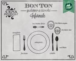 Sentimenti dintorni bon ton a tavola - Bon ton a tavola ...
