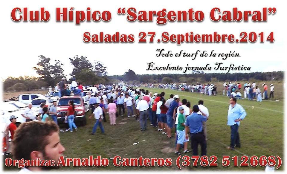 """Club Hípico """"Sargento Cabral"""""""