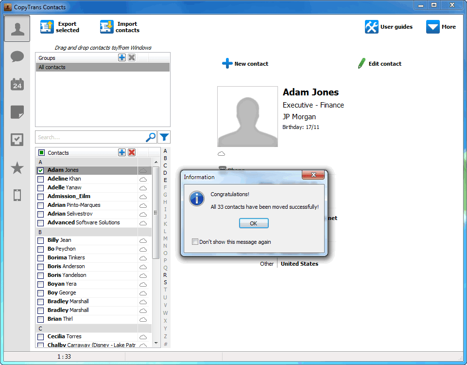 This is how to import Outlook contacts to iCloud in just a few clicks ...