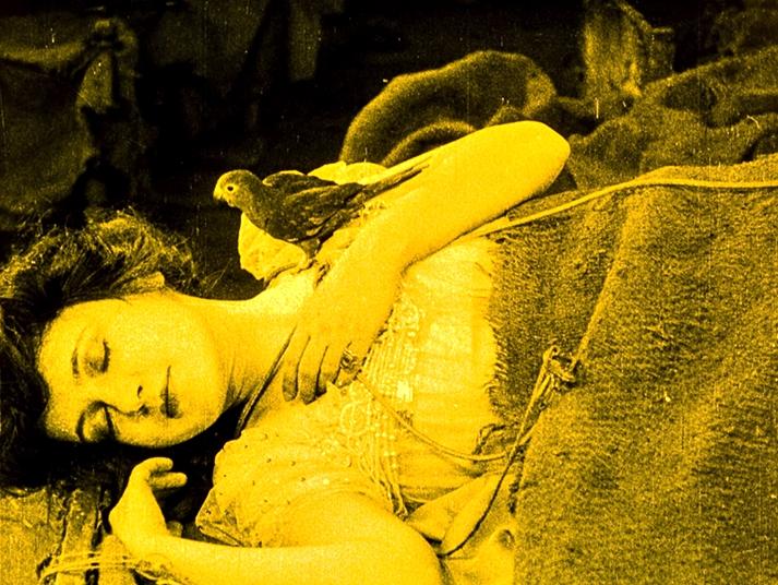 Snow white, 1916