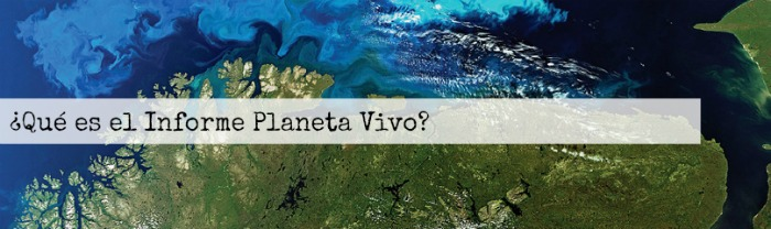 Qué es el informe planeta vivo