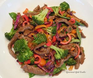 Quick Beef and Veggie Stir-Fry